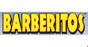 Barberitos Jax logo