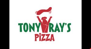 Tony Ray's Pizza logo
