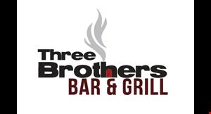 Three Brothers Bar & Grill logo