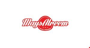 Mays Alreem USA logo