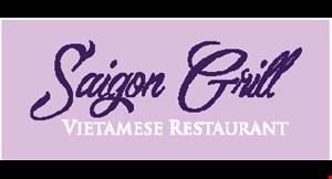 Saigon Grill logo