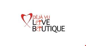 Deja Vu Love Boutique logo