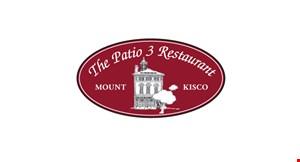 Patio Mount Kisco logo