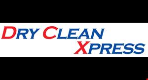 Dry Clean Xpress logo