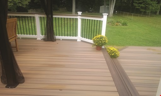Product image for Coastal Deck & Fence $250 OFF Any Project