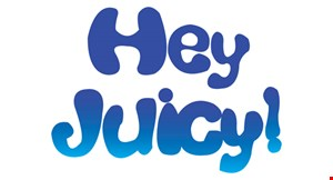 Hey Juicy logo