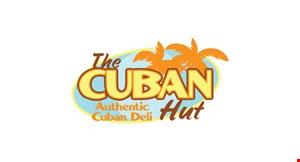 The Cuban Hut logo