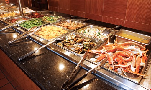 Product image for Lin Hibachi Buffet Grill $5 Off with purchase of 3 or more adult dinner buffets & 1 drink purchase