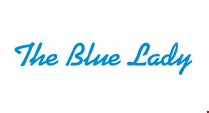 The Blue Lady logo