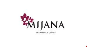Mijana Lebanese Cusine logo