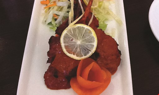 Product image for Saffron Fine Indian Cuisine $2 off lunch buffet per person - mon-thurs