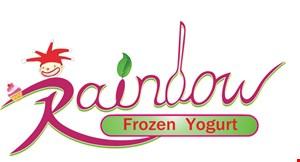 Rainbow Frozen Yogurt logo