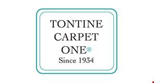 Tontine   Carpet One logo