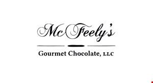 Mcfeely's  Gourmet Chocolate logo
