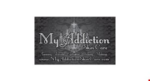 My Addiction Skin Care logo