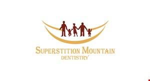 Superstition Mountain Dental logo