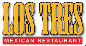 Los Tres Mexican Restaurant logo