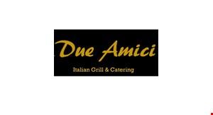 Due Amici Restaurant logo