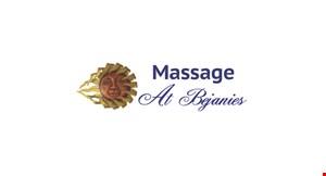 Massage at Bejanies logo
