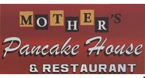 Mother's Pancake House & Restaurant logo