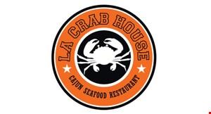 La Crab House logo