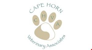 Cape Horn Veterinary Associates logo