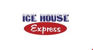 Ice House Express logo