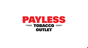 Payless Tobacco  Outlet logo
