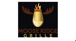 Moose Ridge Grille logo