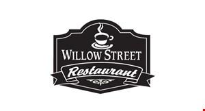 Willow Street Restaurant logo