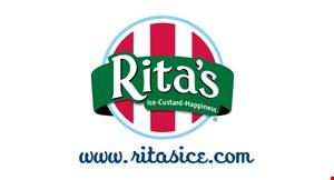Rita's Arcadia - Town Center logo