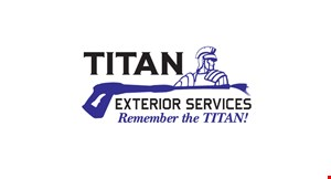 Titan Exterior  Services logo