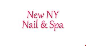 New NY Nails-Milford logo