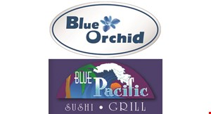 Product image for Blue Pacific Sushi & Grill $5 off total bill of $25 or more