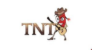 TNT Wings & Pizza logo