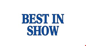 Best in Show Mobile Grooming logo
