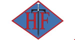 Hoover Tactical Firearms logo