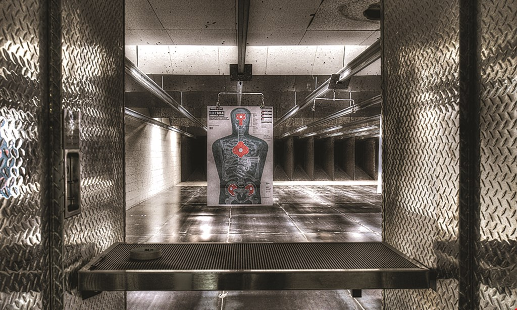 Product image for Hoover Tactical Firearms Free 1 Round 3D Archery Range, 20 targets total