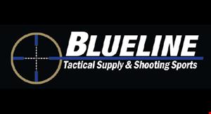 Blue Line Tactical logo