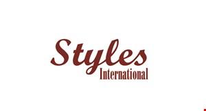HNA LLC, Styles International logo
