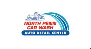 North Penn Carwash & Auto Detail Center logo