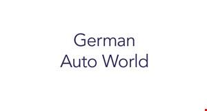German Auto World logo