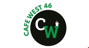 Cafe West 46 logo