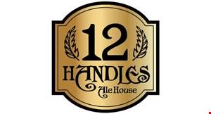 12 Handles Ale House logo