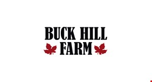Buck Hill Farm logo