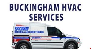 Buckingham HVAC logo