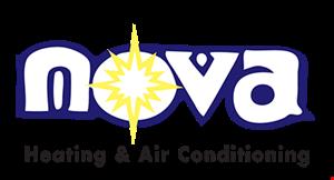 Nova Heating & Air Conditioning logo