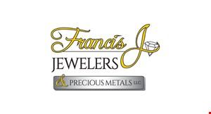 Francis J Jewelers logo