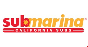 Submarina California Subs logo