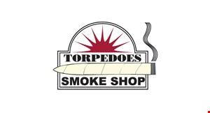 Torpedos Smoke Shop logo